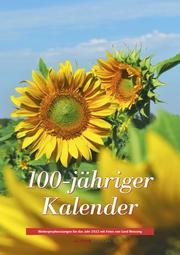 100-jähriger Kalender 2022 - Cover