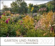 Gärten und Parks 2022 - Cover