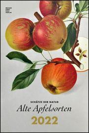 Alte Apfelsorten 2022 - Cover