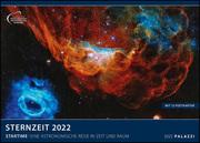 Sternzeit 2022 - Bild-Kalender - Wand-Planer - 70x50 - Cover