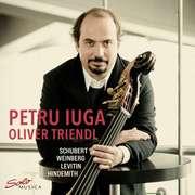 Petru Iuga - Schubert/Weinberg/Levitin/Hindemith