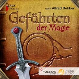 Hörspiel zu Gefährten der Magie - Cover