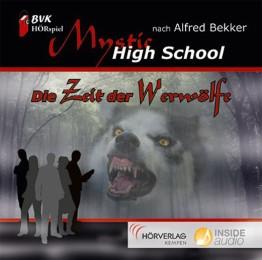 Die Zeit der Werwölfe - Cover