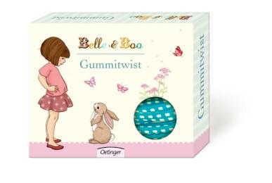 Gummitwist 'Belle & Boo'