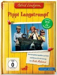 Pippi Langstrumpf - Cover