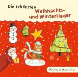 Die schönsten Weihnachts- und Winterlieder