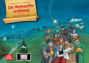 Die Weihnachtserzählung. Kamishibai Bildkartenset.