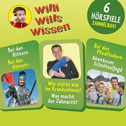 Willi Wills Wissen Sammelbox 3 - Cover