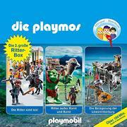 Die Playmos - Die große Ritter-Box 2