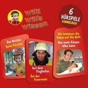 Willi Wills Wissen Sammelbox 4 - Cover