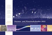 Sternen- und Planetenkalender 2022 - Cover