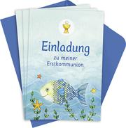 Der Wunschfisch 'Einladung zu meiner Kommunion' - Cover