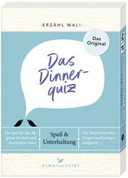 Erzähl mal! Das Dinnerquiz - Cover