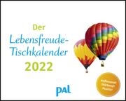 Der PAL-Lebensfreude-Tischkalender 2022 - Cover
