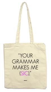 Your Grammar ...