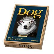 Dog, Kunstkartenbox