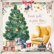 Zettel-Adventskalender 'Freude zieht in jedes Haus' - Cover