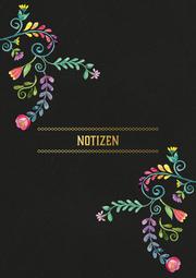 Blanko Notizbuch 'Fiesta' 05