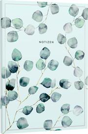 Blanko Notizbuch 'Pets & Plants' 04