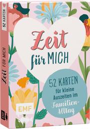 Kartenbox für Mamas: Selfcare - Momente für mich -52 Karten für mehr Selbstfürsorge und kleine Auszeiten im Familienalltag
