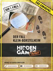 Krimi-Spielebox: Hidden Games Tatort -Der Fall Klein-Borstelheim (Fall 1)