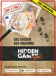 Hidden Games Tatort - Das Diadem der Madonna - Cover