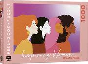 Feel-good-Puzzle 1000 Teile -INSPIRING WOMEN: Female pride