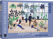 Feel-good-Puzzle 1000 Teile -NATURE LOVE: My green home