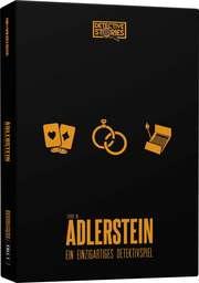 Krimi-Spielebox: Detective Stories iDventure -Das Feuer in Adlerstein (Fall 1)