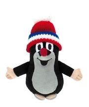Der kleine Maulwurf - Figur mit Pudelmütze - Cover