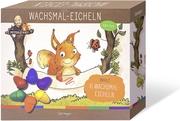 Peter & Piet Wachsmal-Eicheln
