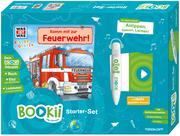 BOOKii Starter-Set. WAS IST WAS Kindergarten. Unterwegs mit der Feuerwehr!