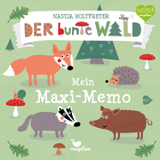 Der bunte Wald - Mein Maxi-Memo