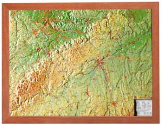 Relief Schwäbische Alb - Cover