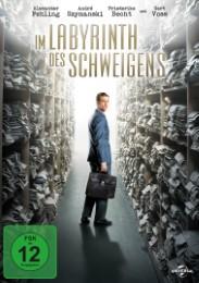 Im Labyrinth des Schweigens - Cover
