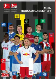 Das offizielle Fußball Bundesliga Hausaufgabenheft von topps