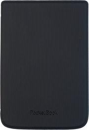 Schutzhülle Shell straight lines black (gerade Linien schwarz) - Cover