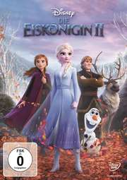 Die Eiskönigin II - Cover