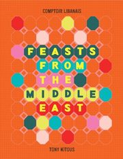 Feasts from the Middle East - Cover
