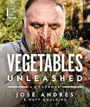 Vegetables Unleashed - Cover