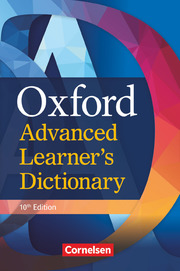 Oxford Advanced Learner's Dictionary - 10th Edition - Cover