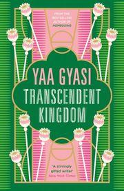 Transcendent Kingdom - Cover