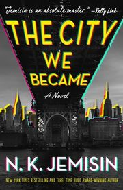 The City We Became - Cover