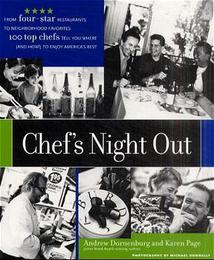 Chef's Night Out - Cover