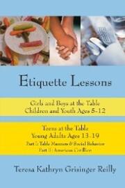 Etiquette Lessons - Cover
