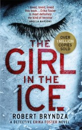 The Girl in the Ice - Cover