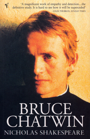 Bruce Chatwin - Cover