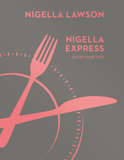 Nigella Express - Cover