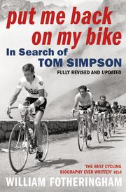 Put Me Back On My Bike - Cover