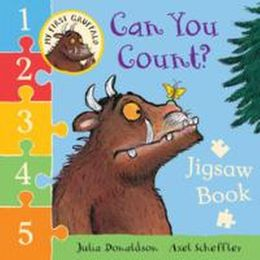 My First Gruffalo: Can You Count?